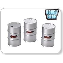 HOBBY GEAR  50 GAL DRUM SET SERIES -1  1/24 SCALE  17013