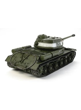 TAMIYA TAMIYA RUSSIAN JS-2 HEAVY TANK 1/16 Full Option Kit 1944 ChKZ