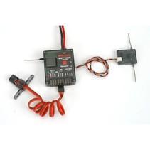 SPEKTRUM AR7100R 7 CH HELI RECEIVER WITH REV LIMITER ( GOVERNOR ) <br /> ( Disc )