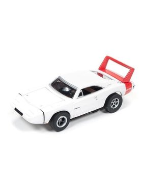 AUTO WORLD Auto World X-Traction  1959 DODGE DAYTONA AVAIL IN WHITE OR BLUE ( PRICE FOR 1 CAR )