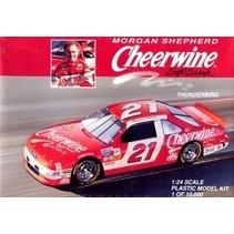 MONOGRAM NASCAR 1994 Ford Thunderbird 'Cheerwine' # 21 Morgan Shepherd (1/24) (fs)