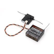 SPEKTRUM DSMX AR8000 HIGH-SPEED 8-CHANNEL RECEIVER