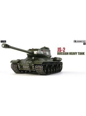 TAMIYA TAMIYA RUSSIAN JS-2 HEAVY TANK 1/16 Full Option Kit 1944 ChKZ