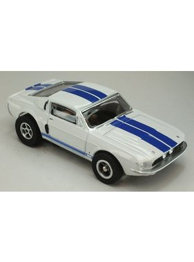 AUTO WORLD Auto World X-Traction  1967 FORD SHELBY GT500 HO SLOT CAR