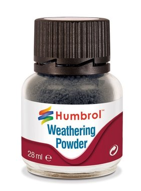 HUMBROL HUMBROL SMOKE WEATHERING POWDER 28mL