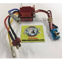 POLARIS MODEL BRUSHED ESC 80A 2s LIPO COMPATIBLE