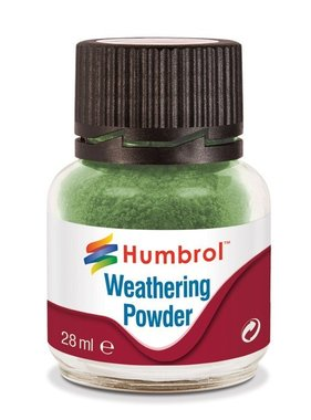 HUMBROL HUMBROL CHROME OXIDE WEATHERING POWDER 28mL