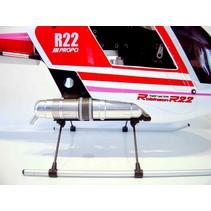 JR R22 ROBINSON CANOPY