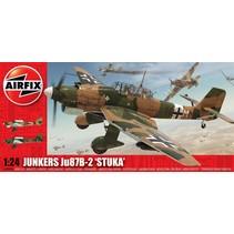 AIRFIX 1/24 JUNKERS JU87B-2 STUKA
