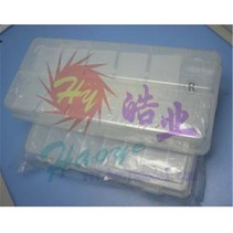 HY PLASTIC PARTS BOX 260 x 110 x 40 12 SECTION<br />( OLD CODE HY130406 )