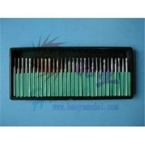 HY 30 PCE ROTARY GRINDING FILE SET <br />( OLD CODE HY137901 )