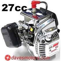 Zenoah  27CC BAJA ENGINE 3.0 BHP