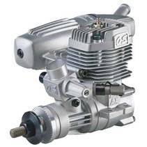 O.S. 35 AX MAX GLOW ENGINE WITH MUFFLER