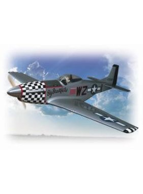 TOPFLITE TOPFLITE P-51D MUSTANG GIANT 1/5 SCALE ARF