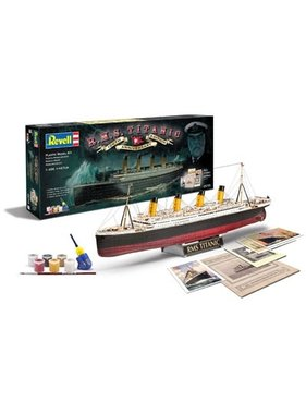 REVELL REVELL RMS TITANIC 100TH ANNIVERSARY EDITION1/400