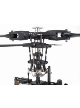 CENTURY HELI CENTURY RAVEN .50 HELICOPTER CHASSIS  ( NO MUFFLER )<br />