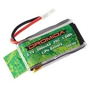 DROMIDA DROMIDA LIPO BATTERY SUITS KODO QUADCOPTER 3.7V 1S 390 mah