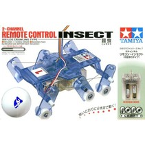 Remote Control Insect - Tamiya