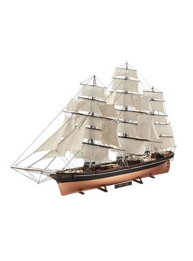 REVELL REVELL CUTTY SARK 1:96 SCALE PLASTIC MODEL