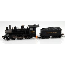 BACHMANN SPECTRUM HO 80106 Baldwin Modern 4-4-0, Baltimore and Ohio #1400 (DCC Equipped)