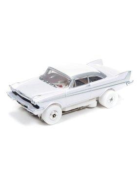 AUTO WORLD AUTOWORLD 1958 PLYMOUTH FURY CHRISTINE THUNDERJET ULTRA G CAR