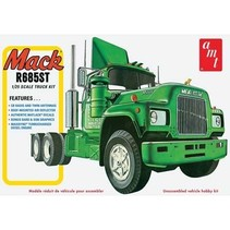 AMT 1/25 Mack R685ST Semi Tractor truck