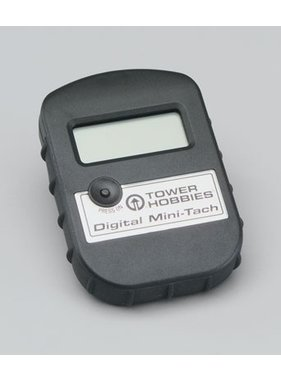 TOWER HOBBIES TOWER HOBBIES DIGITAL TACHOMETER