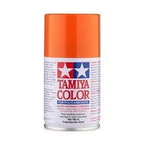 Tamiya Spray Lacquer PS-62 Pure Orange 100ml