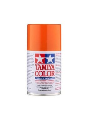 TAMIYA Tamiya Spray Lacquer PS-62 Pure Orange 100ml