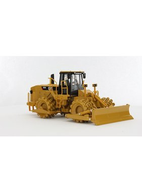 NORSCOT Norscot 55165 Caterpillar Cat 825H Soil Compactor Diecast replica 1:50 scale DAMAGED BOX