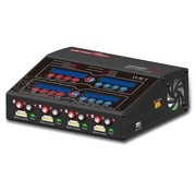 ULTRA POWER Ultra Power 240AC Plus multi charger, 4 outlet up to 12A