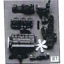 AUSLOWE ENGINE KIT 3406 1/25-1/24