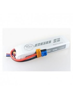 DUAL SKY Dualsky ECO-S LiPo Battery, 5200mAh 3S 25C