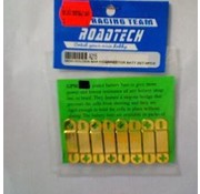 ROADTECH BATTERY BAR GOLD