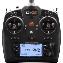 Spektrum DX8 G2 8 Channel TRANSIMITTER ONLY MODE 1