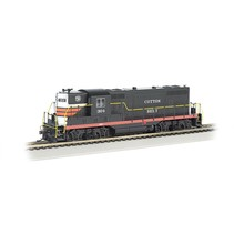 BACHMAN GP7 DIESEL LOCO COTTON BELT DCC EQUIPPED