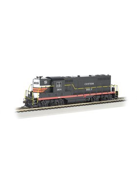 BACHMANN BACHMAN GP7 DIESEL LOCO COTTON BELT DCC EQUIPPED