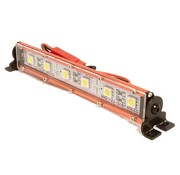 INTEGY INTEGY REALISTIC ROOF TOP SMD LED LIGHT BAR 123X17X21mm FOR 1/10 SCALE CRAWLER