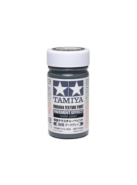 TAMIYA TAMIYA DARK GRAY PAVEMENT EFFECT TEXTURE PAINT 100mL