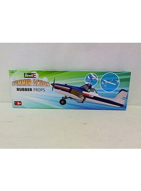 REVELL REVELL SUMMER ACTION RUBBER POWERED MODEL