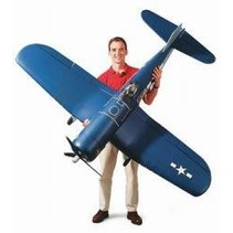 "TOPFLITE GIANT F4U CORSAIR 86"" KIT ( DISCONTINUED WHEN SOLD OUT )"