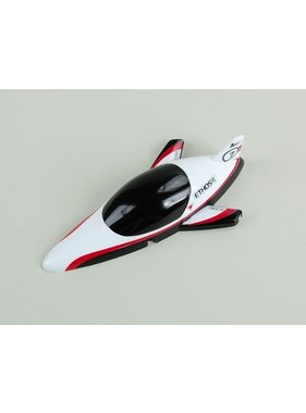 ARES ARES ETHOS QX 75 BODY CANOPY RED