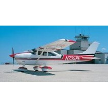 TOPFLITE CESSNA 182 SKYLANE 60-120 SIZE  ( DISCONTINUED WHEN SOLD OUT )