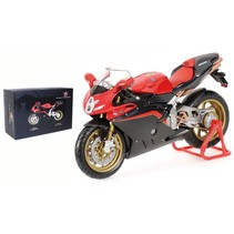 Minichamps MV Agusta F4 1000 Tamburini 2005 - Black/Red 1/12 Scale