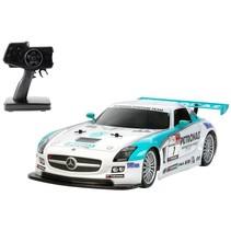 TAMIYA 300046621 Mercedes-Benz SLS AMG GT3 Petronas Syntium XBS<br /> <br /> TT-01ES