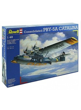 REVELL Revell Consolidated 1/48 PBY-5A Catalina kit