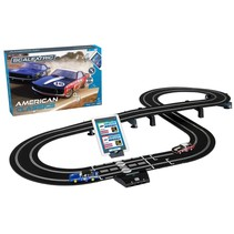 SCALEXTRIC ARC ONE American Classics Set  Chevrolet Camaro No.9 Vs Ford Mustang No.16