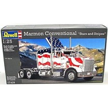 REVELL MAMRMON CONVENTIONAL STARS AND STRIPES 1/25