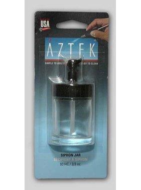 AZTEK AZTEK SIPHON JAR 2/3OZ