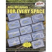 ATLAS HO LAYOUTS FOR EVERY SPACE 11 LAYOUTS TO SUIT YOUR TASTE & SPACE SHORTCUTS & GUIDELINES